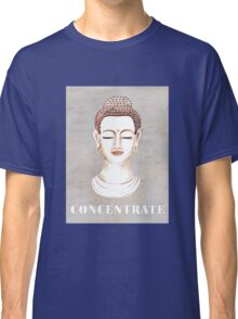 Buddha - Concentrate Classic T-Shirt