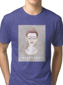 Buddha - Concentrate Tri-blend T-Shirt