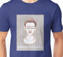 Buddha - Concentrate Unisex T-Shirt