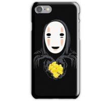 NO FACE iPhone Case/Skin