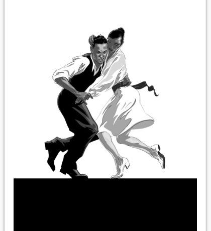 Dancing Sticker