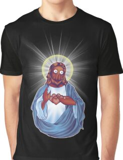 Zoidberg Jesus Graphic T-Shirt