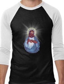 Zoidberg Jesus Men's Baseball ¾ T-Shirt