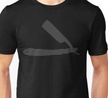barber razor Unisex T-Shirt