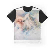 Summer equestrian delight Graphic T-Shirt