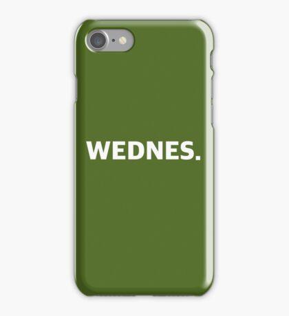 WEDNESDAY. iPhone Case/Skin