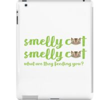 'Smelly Cat' - Friends (TV Show) - Quote iPad Case/Skin