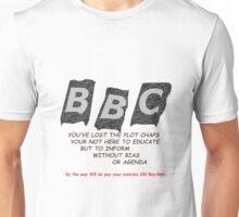 Political B B C ? Unisex T-Shirt