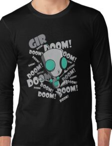 Invader Zim - Gir Doom Long Sleeve T-Shirt