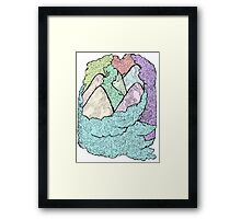 The Cloud Kingdom Framed Print