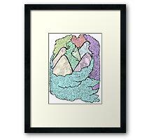 The Cloud Kingdom Framed Print