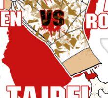 ECW Taipei Death Match - Ian Rotten Vs Axl Rotten Sticker