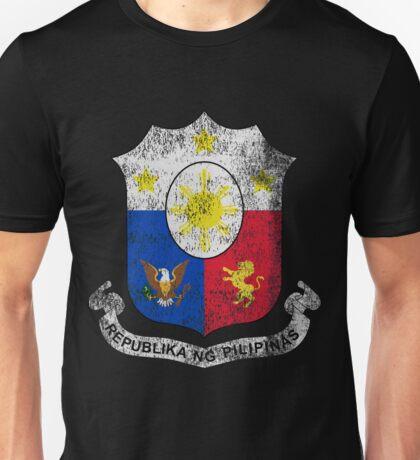 Filipino Coat of Arms Philippines Symbol Unisex T-Shirt