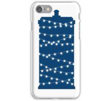 TARDIS Lights iPhone Case/Skin