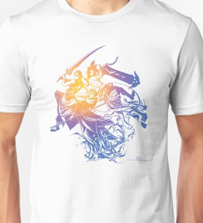 Final Fantasy X3 Unisex T-Shirt