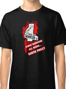 ECW Swanson Ritner Street Classic T-Shirt