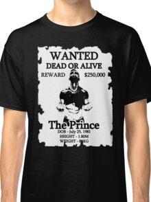 Wanted Prince Devitt - Carnage  (Finn Balor) T - Shirt Classic T-Shirt