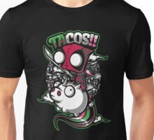 Invader Zim - Tacos Unisex T-Shirt