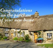 Congratulations on the Purchase of your new Home by Charmiene Maxwell-batten