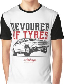 Devourer of tyres. Chevy El Camino SS Graphic T-Shirt