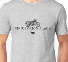 Sirius Orion Black Unisex T-Shirt