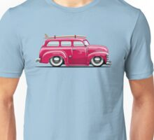 Cartoon retro van Unisex T-Shirt
