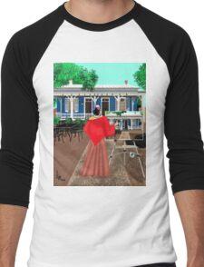 """A Tasteful """"Palate"""" Men's Baseball ¾ T-Shirt"""