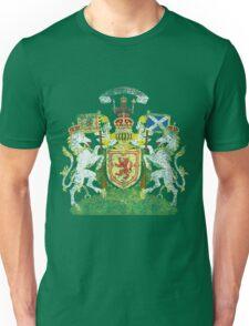 Scottish Coat of Arms Scotland Symbol Unisex T-Shirt