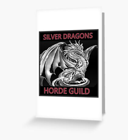 Guild love Greeting Card