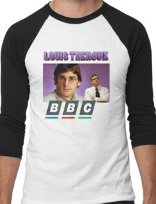 Louis Theroux 90s Tee Men's Baseball ¾ T-Shirt