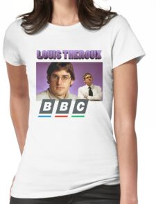 Louis Theroux 90s Tee Womens Fitted T-Shirt