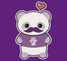 Mr. Panda by sugarhai