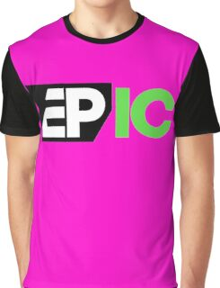 EPIC Eric Prydz Radioshow Graphic T-Shirt