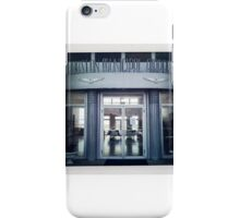 Space city airport iPhone Case/Skin