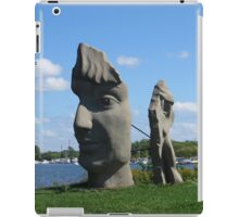 I See -- I Hear iPad Case/Skin