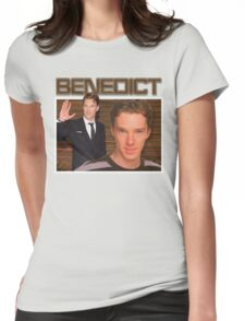 Benedict Cumberbatch 90s Tee Womens Fitted T-Shirt