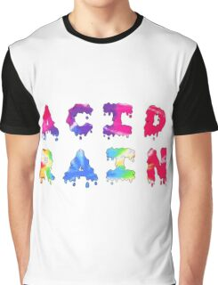 Acid Rain Graphic T-Shirt