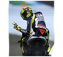 vale rossi Poster