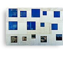 14 Windows Canvas Print