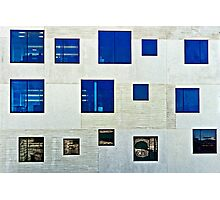 14 Windows Photographic Print