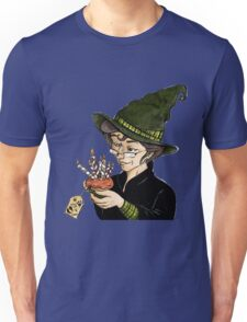 McGonagall's Birthday in Colour Unisex T-Shirt