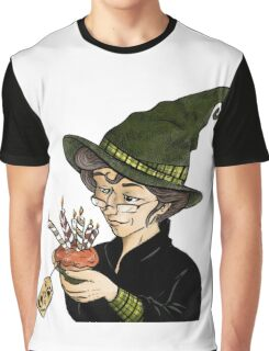 McGonagall's Birthday in Colour Graphic T-Shirt