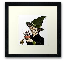 McGonagall's Birthday in Colour Framed Print
