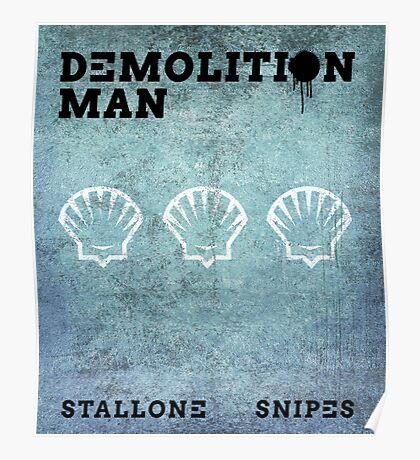 Demo Lition Man Poster