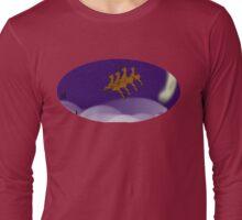 Flock of Rudolph Long Sleeve T-Shirt