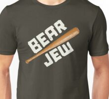 BEAR JEW - INGLORIUS BASTERDS Unisex T-Shirt