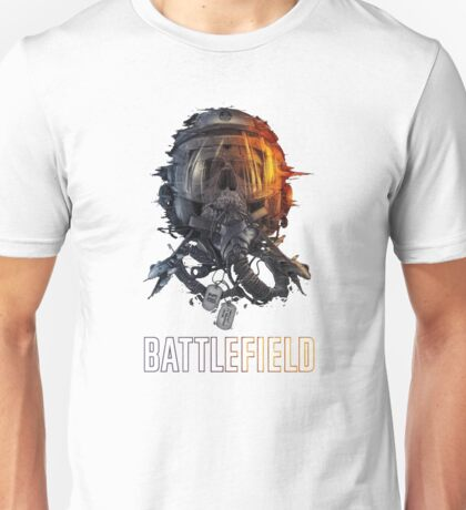 battlefield face Unisex T-Shirt