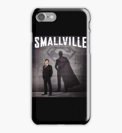 Smallville The Final Season iPhone Case/Skin