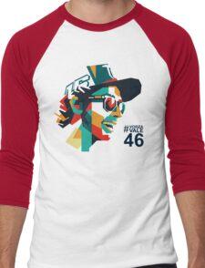 rossi face Men's Baseball ¾ T-Shirt