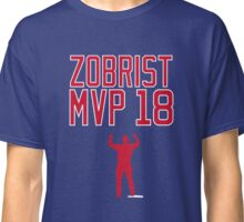 Ben ZOBRIST MVP CUBS WORLD SERIES  Classic T-Shirt